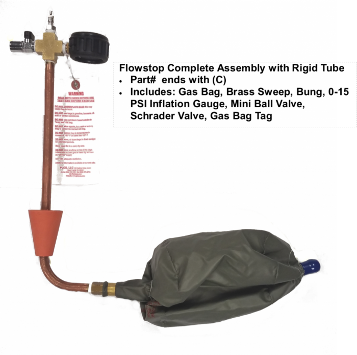 Flowstop Rigid Tube