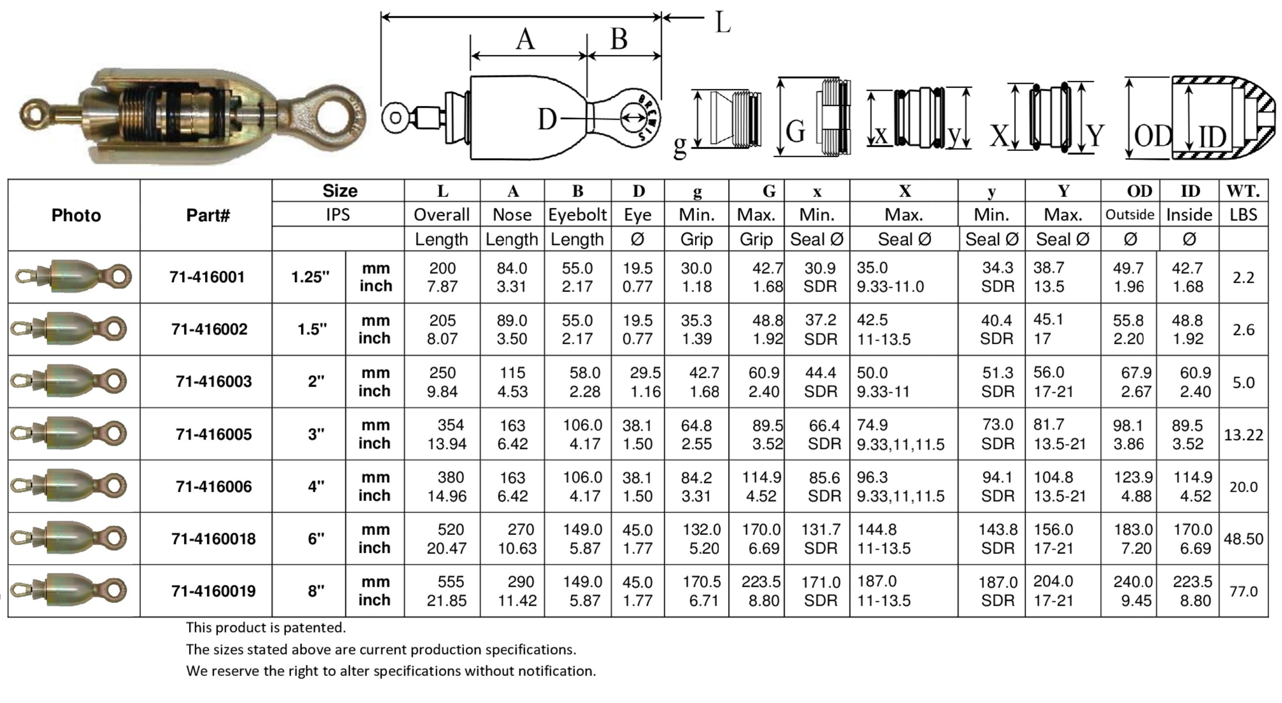 Mudtight HDD Pipe Puller Brochure_2