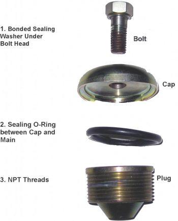 canopy plug parts