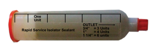 Service Isolator Tube