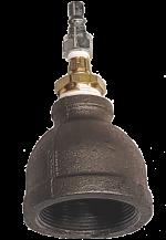 Metallic Pipe Test Cap